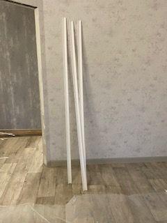 Потолочный плинтус Premium Decor 2000x50мм