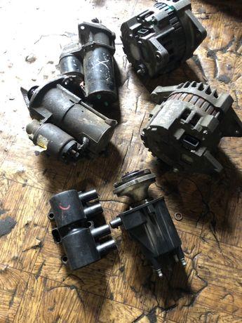 Стартер генератор катушка ланос нексия сенс Daewoo lanos Nexia