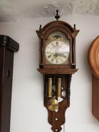 sprzedam zegar Dębowy Holenderski ścienny