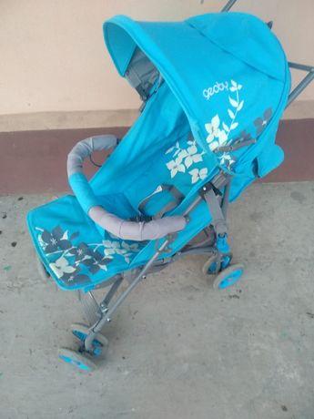 Продам коляску-тростину фірми Geobi