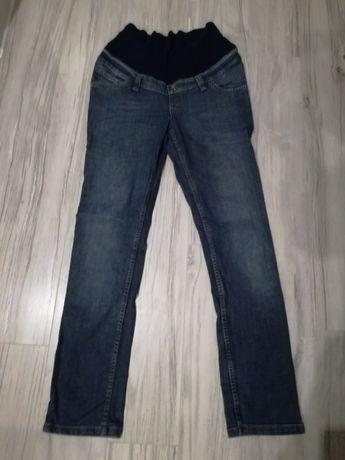 Spodnie ciążowe długie