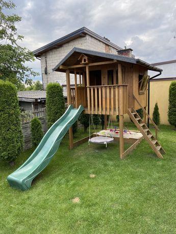 Sprzedam domek drewniany dla dzieci…