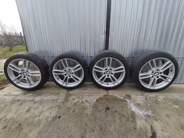 Alufelgi 18 Koła BMW M-pakiet 5x120 E60 E90 E81 E82 E87 E88 Opony