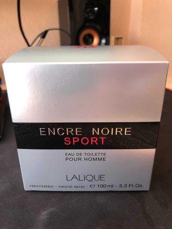 Духи Lalique Encre Noire Sport 100ml - новые ОРИГИНАЛ