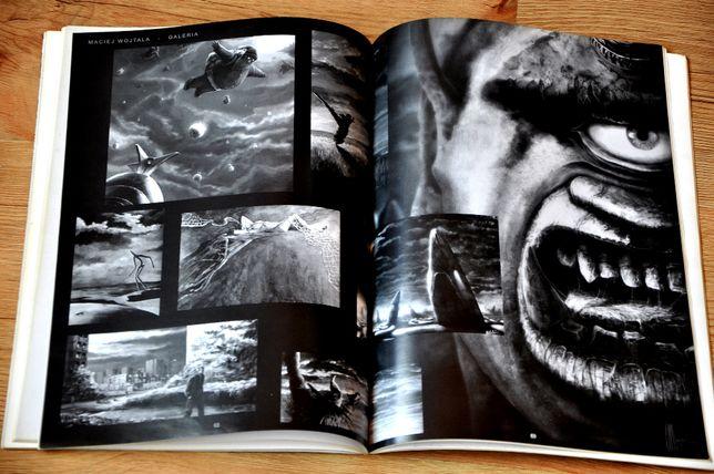 Labirynt.Black and White.A ntologia polskiego komiksu nr.1