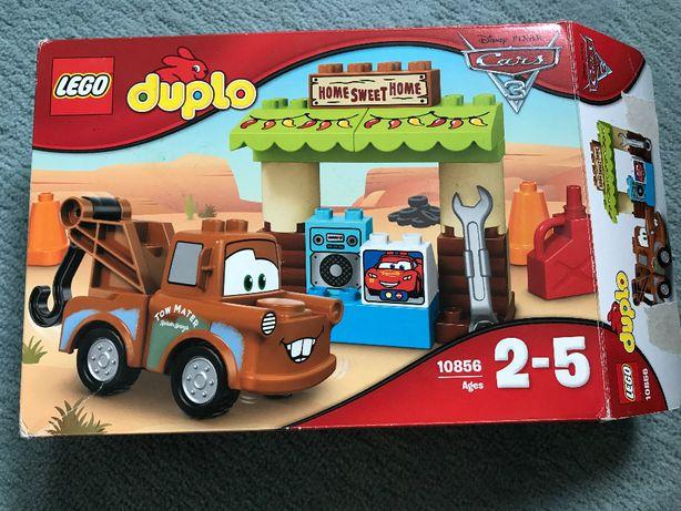 Lego Duplo, Auta -Szopa Złomka 10856
