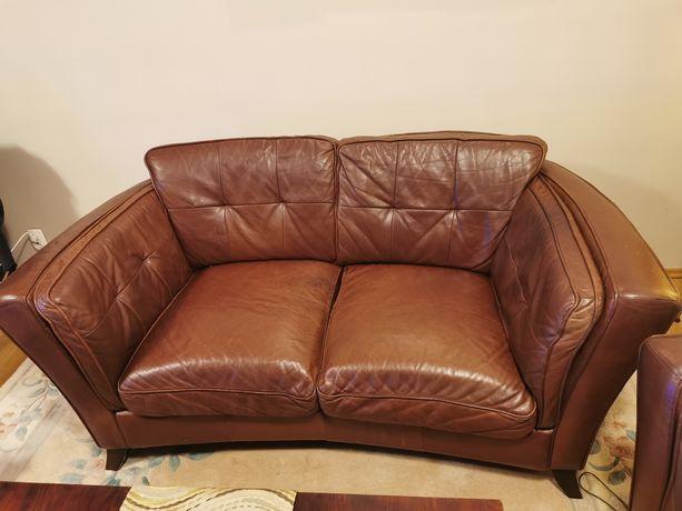 Sofa skórzana 2 osobowa
