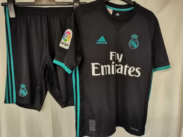 Equipamento Adidas: Real Madrid