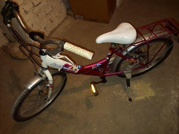 Rower z 1 przerzutka Backspace
