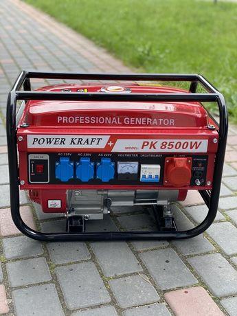 Бензиновий генератор ProKraft PK 8500W