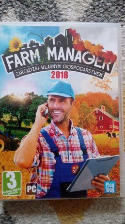 Gra farm manager 2018