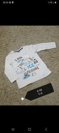 Bluzeczka chłopięca r 98