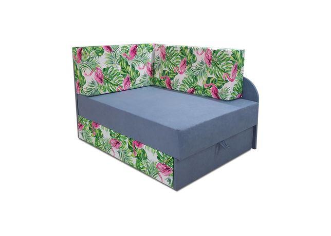 Narożnik Dziecięcy Kubuś Łóżko Jednoosobowe Promocja Fotel Sofa