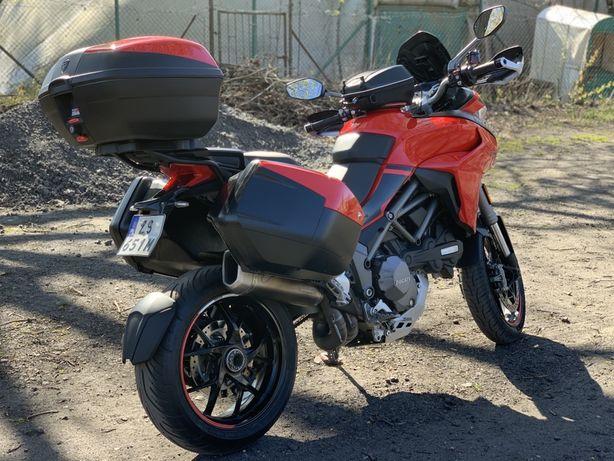 Ducati Multistrada 1260s 2018 Full