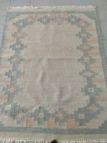 Carpete de lã 180*140cm