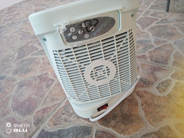 aquecedor termoventilador