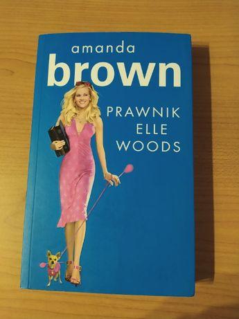 """Amanda Brown ,,Prawnik Elle Woods"""""""