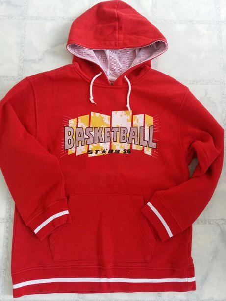 Свитшот (свитер, кофта с капюшоном) для подростка