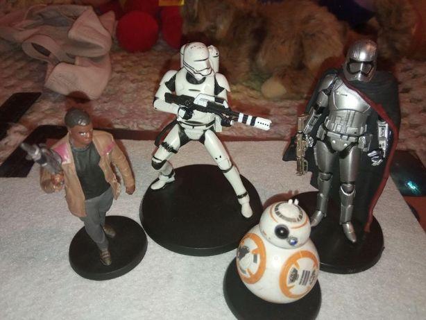 Набор из 4 фигурок Star Wars Звездные Войны. Цена за набор