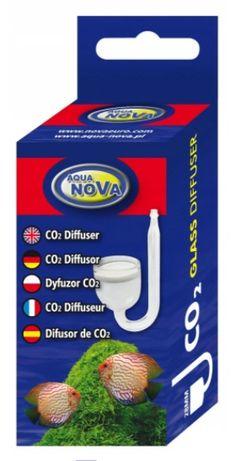 Aqua Nova Nano dyfuzor szklany 28mm + przyssawka