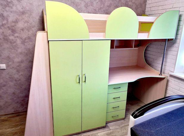 Детская кровать(кровать-чердак)