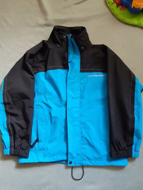 Zestaw ubrań dla chłopca 9-10 lat w tym kurtka przejściówka