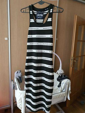 Nowa Sukienka midi Superdry S