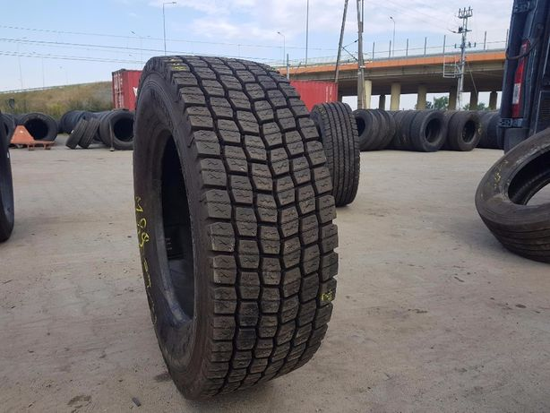 315/60R22.5 OPONA Michelin XMULTIWAY XDE+N 17mm