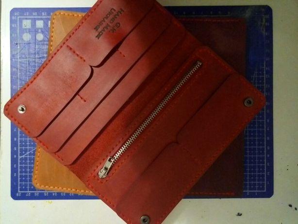 Жіночі гаманці ручної роботи