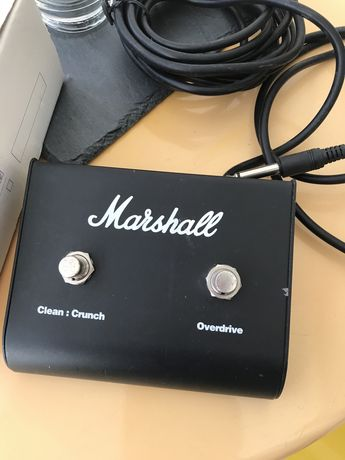 Pedal Foot switch Marshall