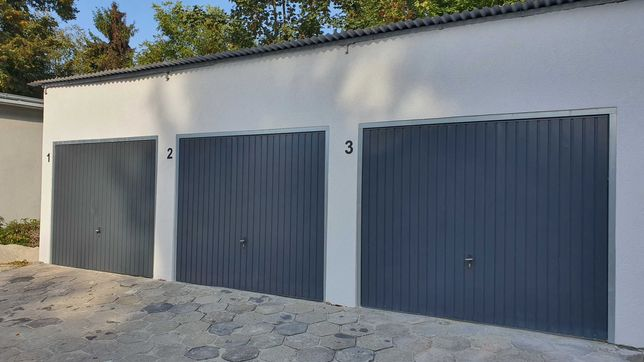 Garaże w Raciborzu -wysoki standard