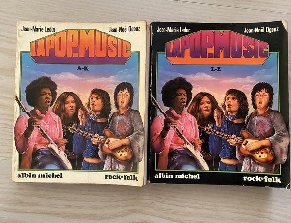 "Livros ""La Pop Music A to Z"""