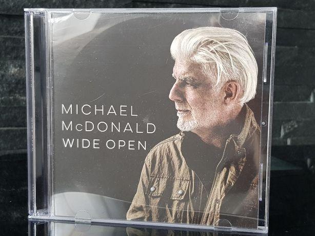 Michael McDonald - Wide Open - 2017