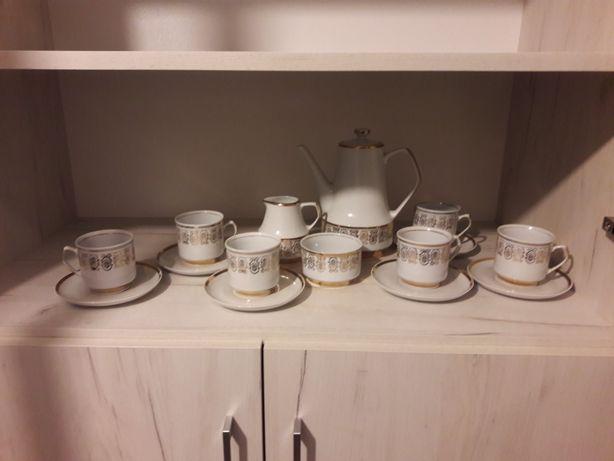 zestaw porcelany do kawy Chodzież