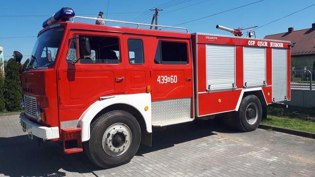 Samochód Strażacki Pożarniczy JELCZ 315M GCBA  6/32