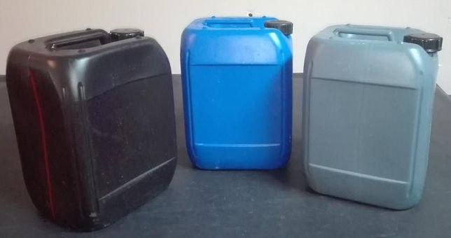 Bańka, kanister, karnister, zbiornik, pojemnik HDPE 20 L , 25 L