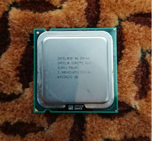 Процесор Intel core2duo E8400