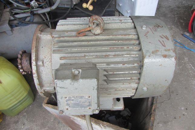 silnik elektryczny 380 V 1,1 KW