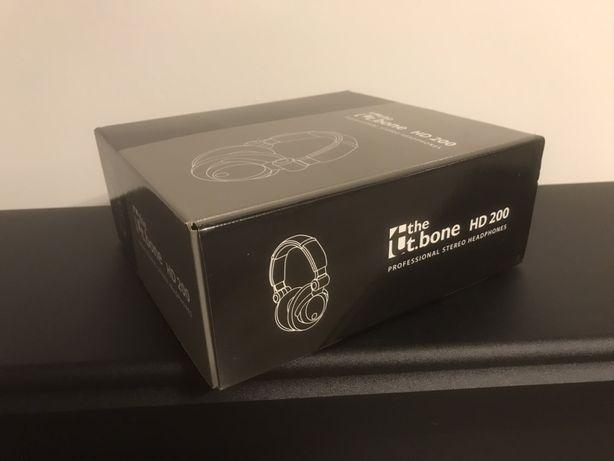 Słuchawki t-bone HD200