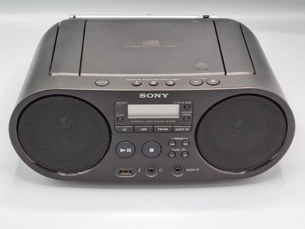 sony zs-ps50 bomboox boombox sony mp3 gwarancja radio