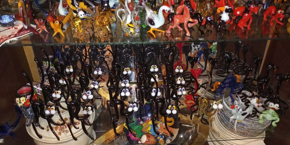 Скляні фігурки ручної роботи Калуш - изображение 1