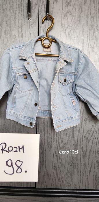 Koszula kurtka jeansowa bluza rozm 98 koszula bluza Siedlce - image 1