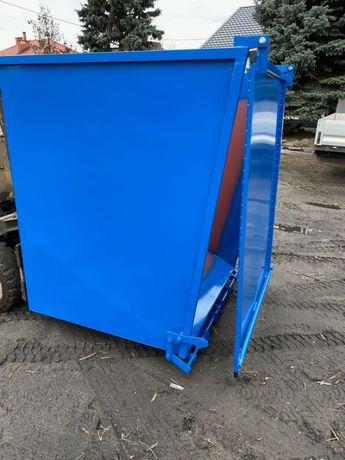 Kontener na odpady, kontener samowyładowczy 1,5 m3!