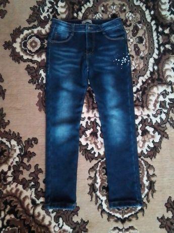 Утепленні джинси