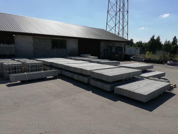 Ogrodzenia betonowe, panelowe, siatka - ceny od producenta