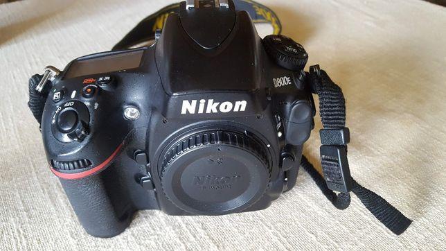 Aparat Nikon d800e