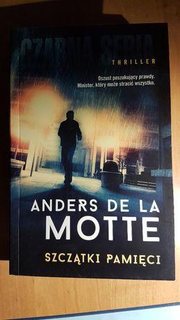 Anders de la Motte - Szczątki pamięci