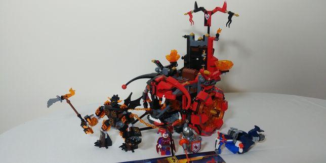 Zestaw lego Nexo Knights 70316 jak nowy