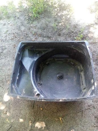 AUDI A8D2 корыто в багажник, ванна под запаску