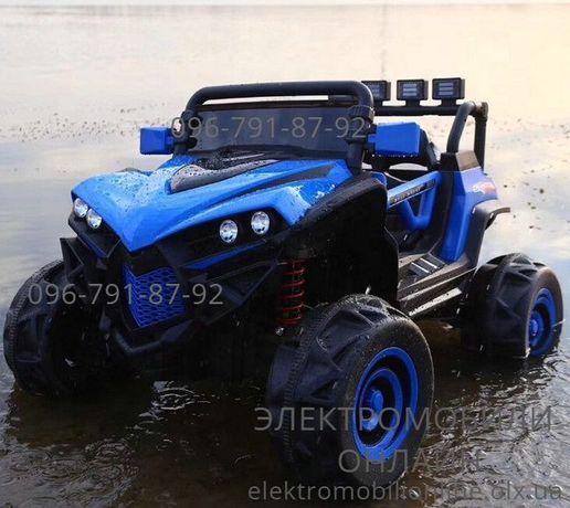 ХАРЬКОВ! В наличии Джип (M 3804 EBLR) Багги 4WD детский электромобиль
